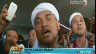 """KESAKSIAN HABIB NOVEL BAMUKMIN : """"KAMI SUDAH MELAPORKAN SEMBILAN KALI Untuk PERBUATAN YG BERULANG"""