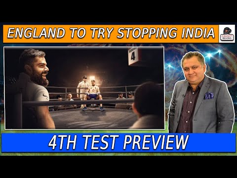 England To Try Stopping India | 4th Test Preview | Caught Behind