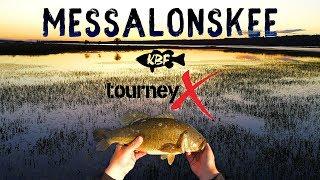 Bass Fishing Tournament - Messalonskee Lake, Maine - KBF TourneyX Trail Event - Bonafide SS127