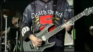 The Bleeding - Five Finger Death Punch (Live) Download Festival 2009
