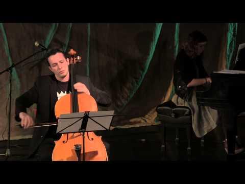 Evgeny Tonkha & Anna Drubich - Night Bird (Drubich) 2013-03-20 MiMoDa Studio, LA