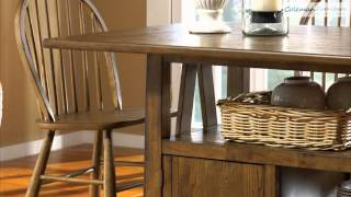 Farmhouse Center Island Dining Room Collection From Liberty Furniture