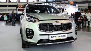 Новый KIA Sportage. Мир автомобиля 2017