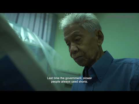 ​The Lives They Live: Singapore's longest-serving public officer