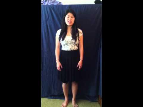 Rachel Morales Monologue