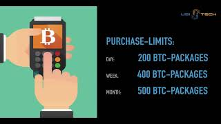 USI Tech   How the BTC Packages Work