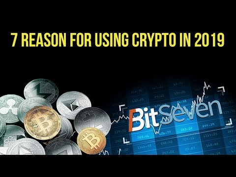 7 reason for using crypto in (2019)