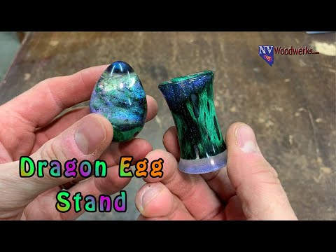 The Dragon Egg Stand