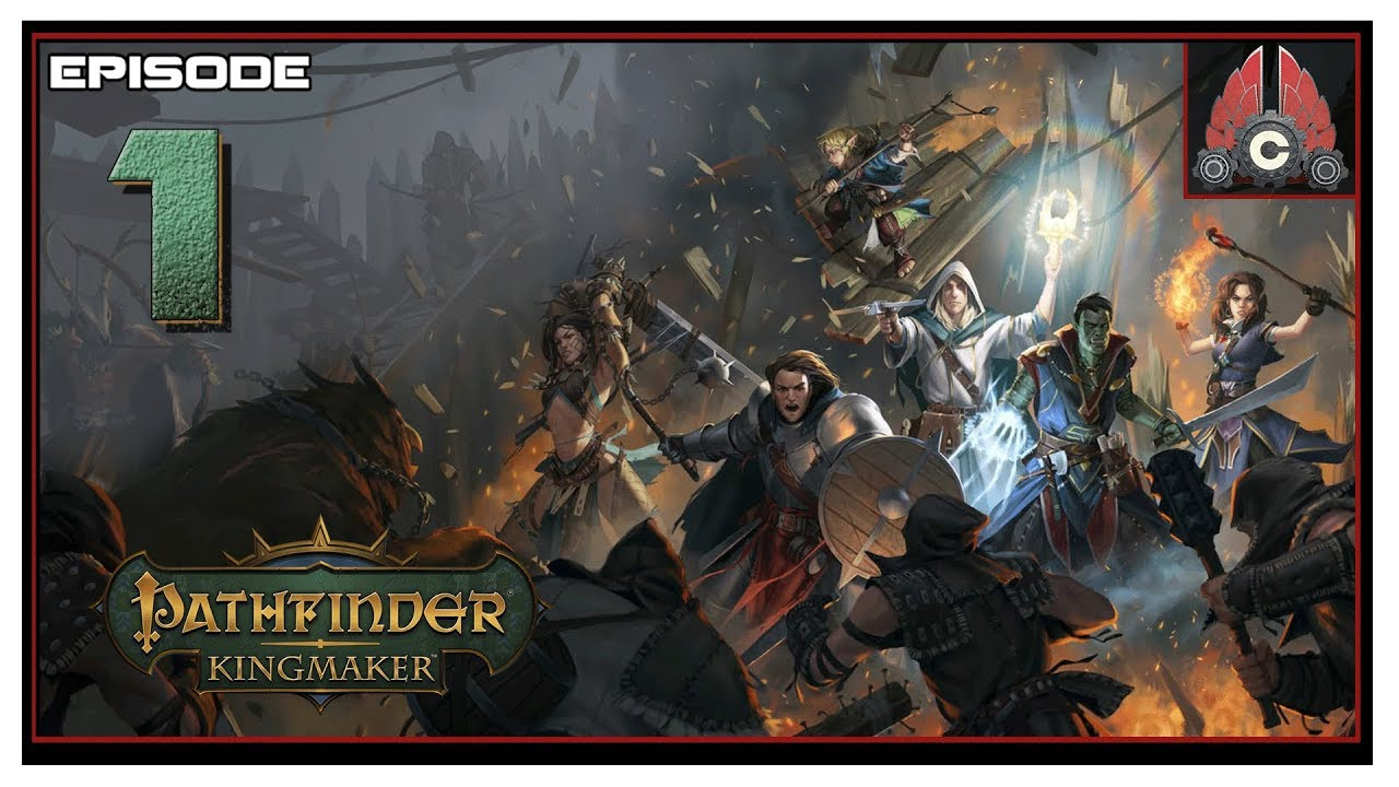 Pathfinder: Kingmaker Walkthrough and Guide Part 1 to 7 – Marvin Games