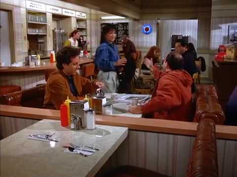 Seinfeld: Jerry tells Diane that George is a marine ...