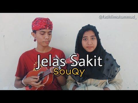 Jelas Sakit - Souqy Cover Kentrung Fadhli Muhammad