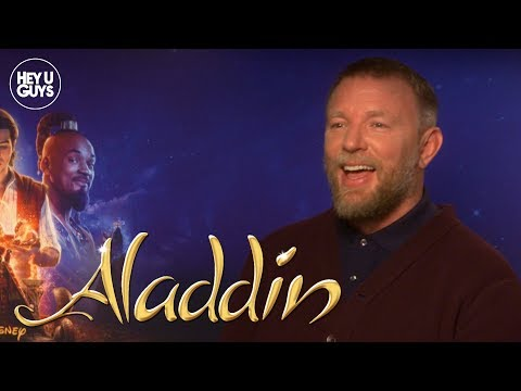 Guy Ritchie on Aladdin & working with Will Smith