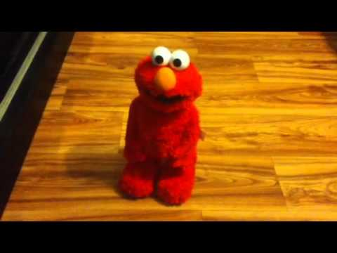 Fisher Price Tickle Me Elmo Toy TMX