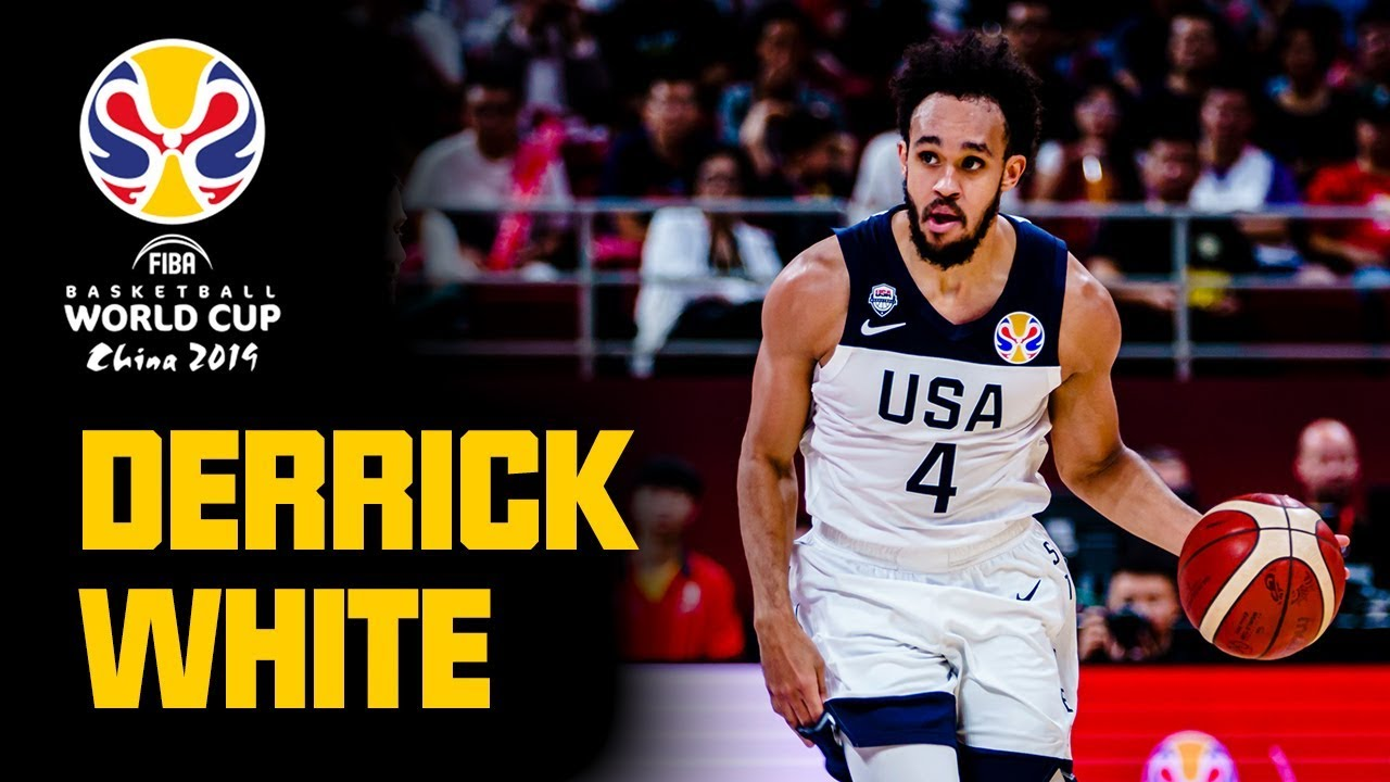 Derrick White - ALL his BUCKETS & HIGHLIGHTS from the FIBA Basketball World Cup 2019