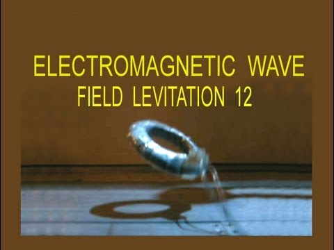 """Antigravity"" Method 12 of 15, Electromagnetic Fields DC Pulse, AC LF, & HF Group IIIBii"