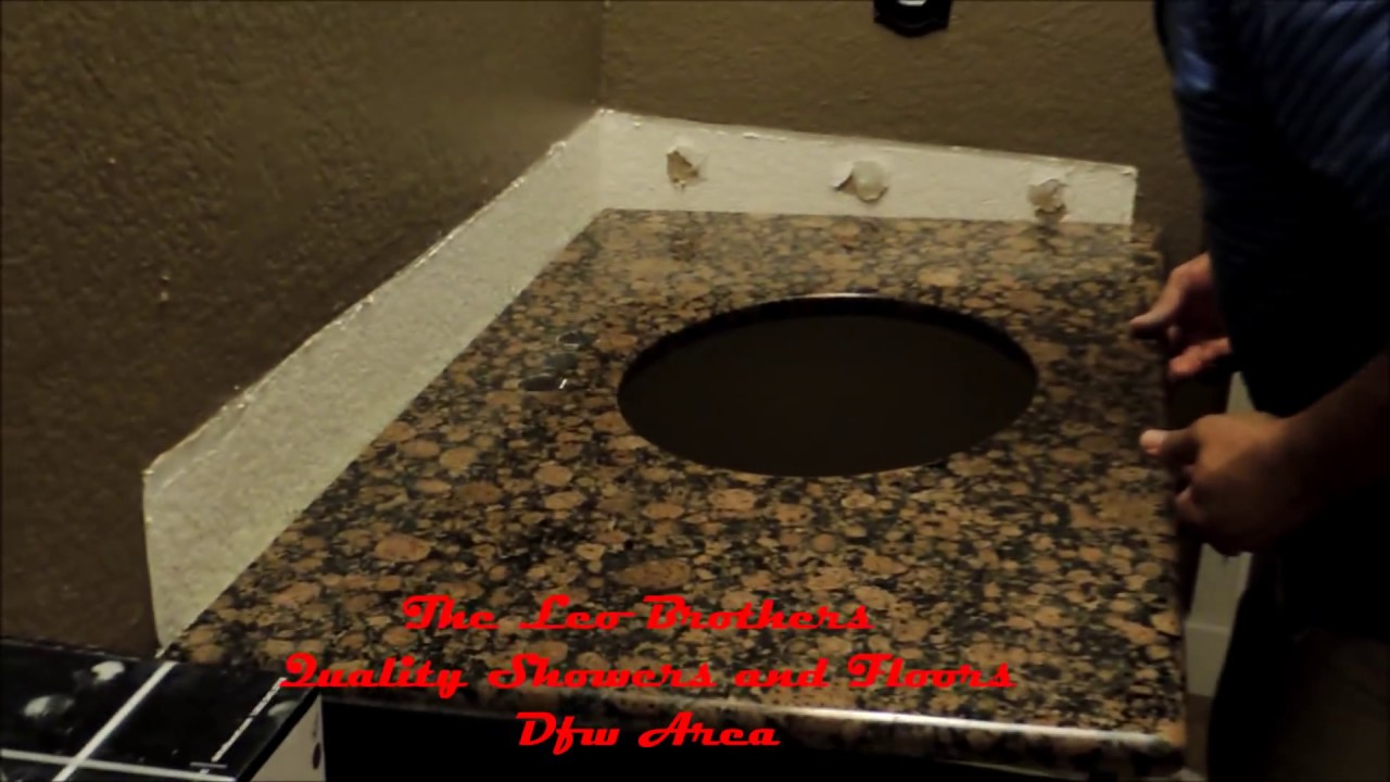 inch trough top vanity sircolo with bowl x pin granite