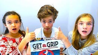 GIRLS vs BOYS // SUPER Challenge
