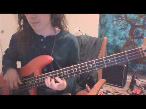 Erykah Badu - Didn't Cha Know [bass cover]
