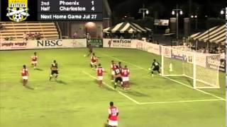 USL PRO Goals of the Week -- July 22-28