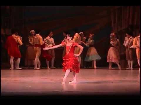 Don Q - Anette Delgado and Dani Hernandez-Ballet Nacional de Cuba - 1