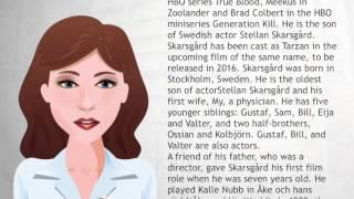 Alexander Skarsgård - Wiki Videos