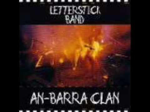Yirranna - LETTERSTICK BAND
