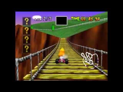 Mario Kart 8 - All 16 Retro Tracks (Original Form)