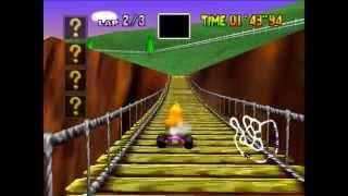 Repeat youtube video Mario Kart 8 - All 16 Retro Tracks (Original Form)