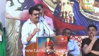 Gautamiputra Satakarni Movie Teaser Launch