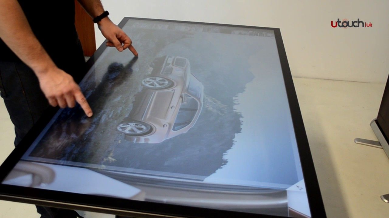 U-TOUCH - Worldwide Specialists in MultiTouch Screen products