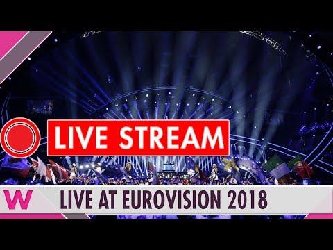 Eurovision 2018 - Grand final LIVE STREAM