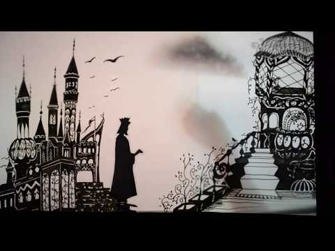 Sleeping Beauty - Shadow Puppet Theatre