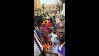 Abdou Karim Gueye : Pas d'eau chez moi le jour de la fête de Tabaski