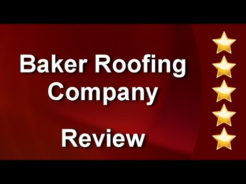 Baker Roofing Company Greensboro Wonderful Five Star Review By Edward Parks