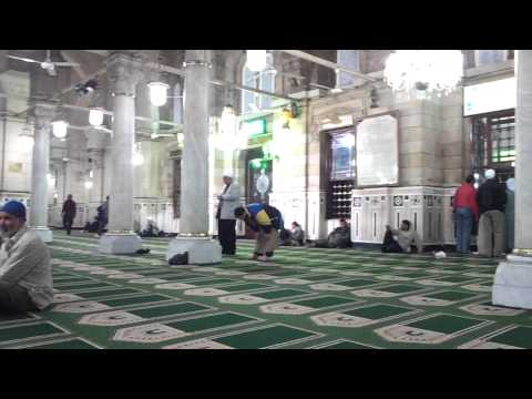 Nasheed at Sayyidah Zainab - After Isha