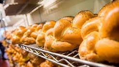 Grodzinski Bakery is one of Toronto's oldest kosher bakeries