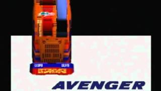 [N64] Aero Gauge - Intro Sequences