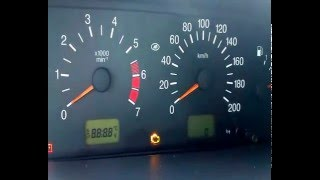 Диагностика автомобилей Lada 2110-2115 без сканера и дополнительного оборудования. Самодиагностика.