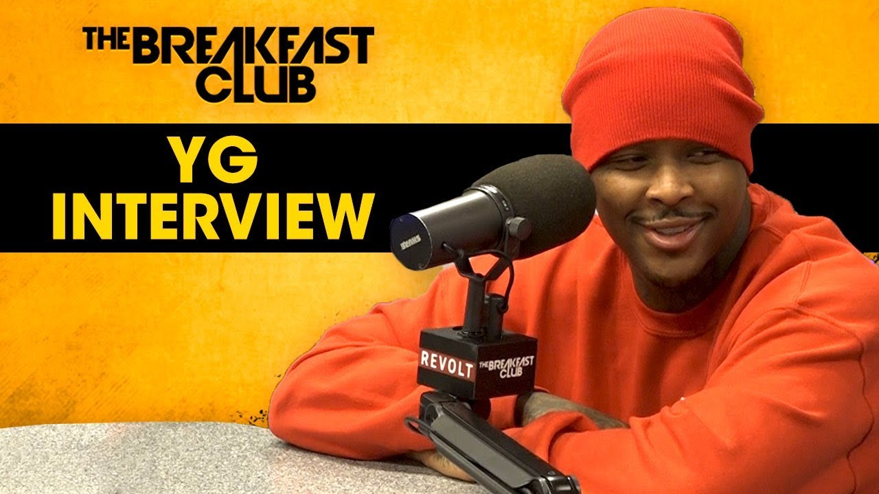 Download YG Talks Fake Love Surrounding Nipsey Hussle's Passing, New Album, Hollywood, Clothing Line + More