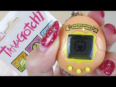 Unboxing The NEW Tamagotchi! | Tamagotchi 20th Anniversary 2017 Edition