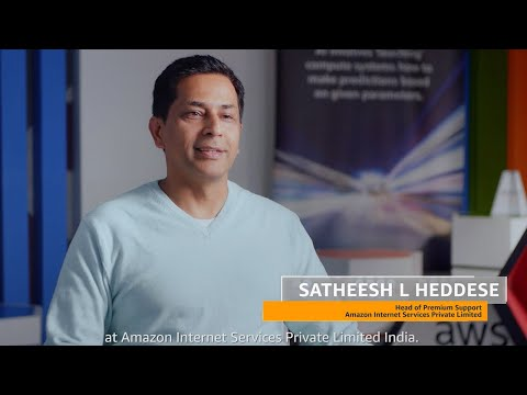 Meet Satheesh L Heddese, Head of Premium Support team in India