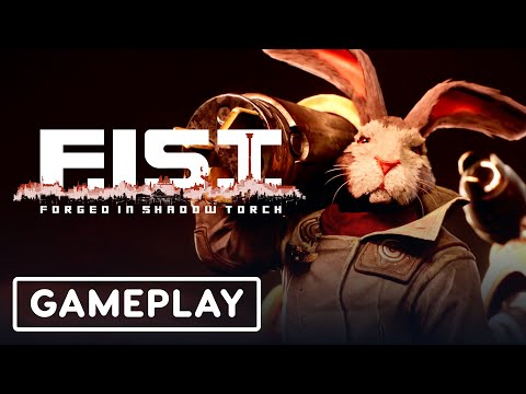 F.I.S.T.: Forged In Shadow Torch - 19 Minutes of Exclusive Gameplay