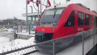 Ottawa's O-Train Full ride Bayview-Greensboro