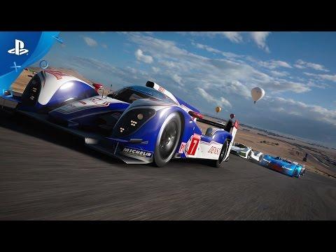 Gran Turismo Sport - Closed Beta Trailer   PS4