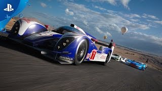 Gran Turismo Sport - Closed Beta Trailer | PS4