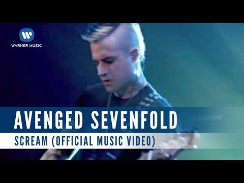 Avenged Sevenfold - Scream (Official Music Video)