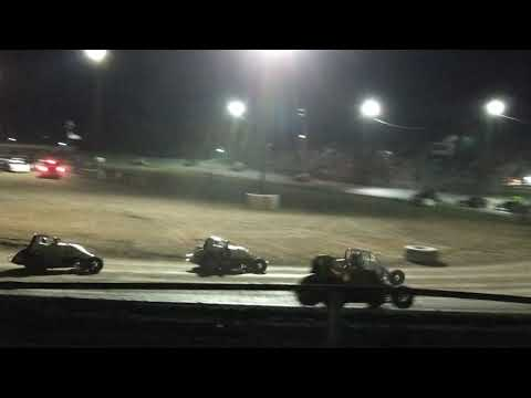 3-23-19 Superbowl Speedway A-Main M&M ASCS Elite part 3/3