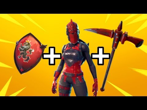 Red Knight Is Back Fortnite Battle Royale Red Knight Skin