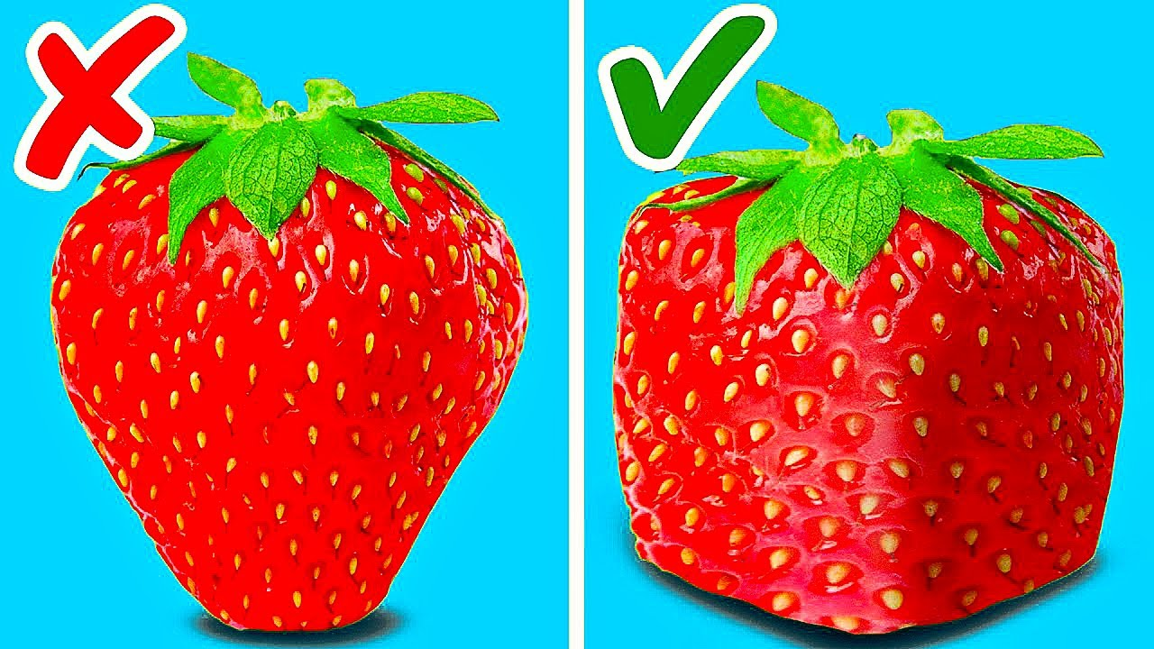 23 INCREDIBLE FRUIT HACKS YOU WISH YOU KNEW BEFORE
