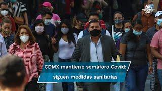 """""""Estoy contenta por el trabajo realizado y con enorme entusiasmo de seguir adelante"""", dijo la jefa de Gobierno en el Congreso de la Ciudad de México"""